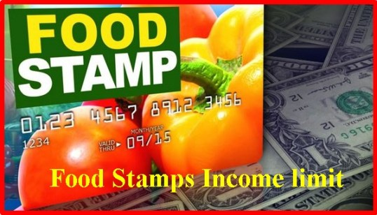 Food Stamps Income limit 2018