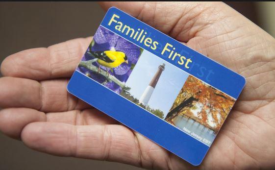 New Jersey EBT Card Balance