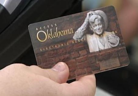 Replace Lost Oklahoma EBT Card