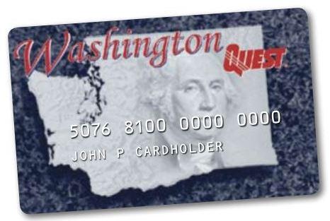 Check Washington EBT Balance
