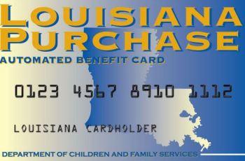 Ebt Louisiana Balance