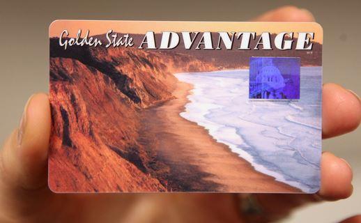 Replace Lost California EBT Card