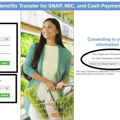 Connect EBT Login
