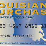 Louisiana EBT Payment Schedule 2018 – EBT Louisiana Payment Date