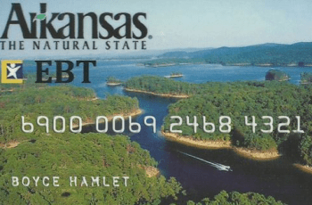 Replace Lost Arkansas EBT Card