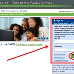 LA Cafe Account Login To Apply For Food Stamp In Louisiana