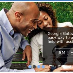 www.gateway.ga.gov Renew My Benefits