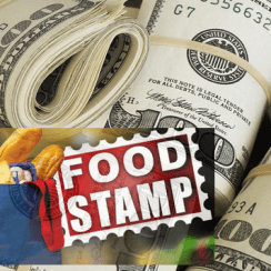 Food Stamps Income limit 2019