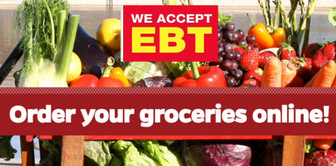 Grocery Stores That Accept EBT Online For Delivery