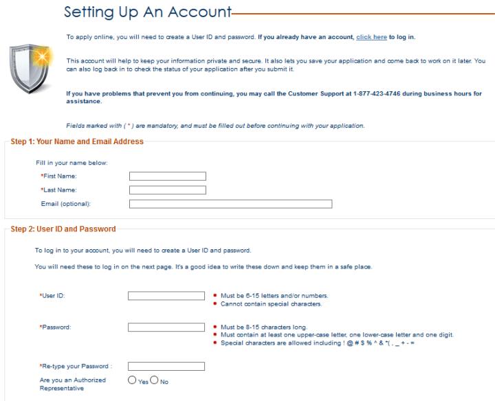 Create Gateway.ga.gov Account