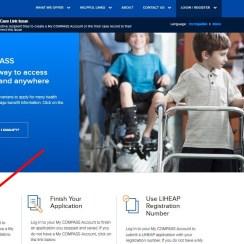 www.compass.state.pa.us renew benefits
