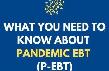Pandemic EBT Benefit