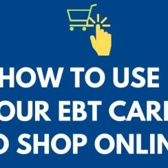 Use EBT Card To Shop Online