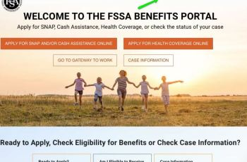 Indiana FSSA Benefits Portal Login