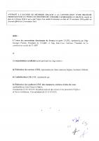 BRANCHE – Avenant accord de méthode signé – 09/2017