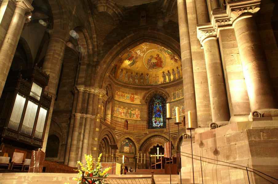 Cathédrale de Strasbourg Recrutement d'un organiste de chœur