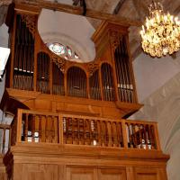 Paroisse de Noisy le Grand : poste d'organiste