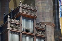 Organistes de chœur à Strasbourg