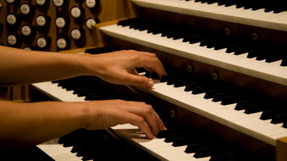 Carte professionnelle section orgue