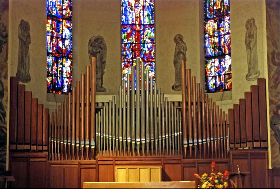 Saint Gabriel recrute un Organiste