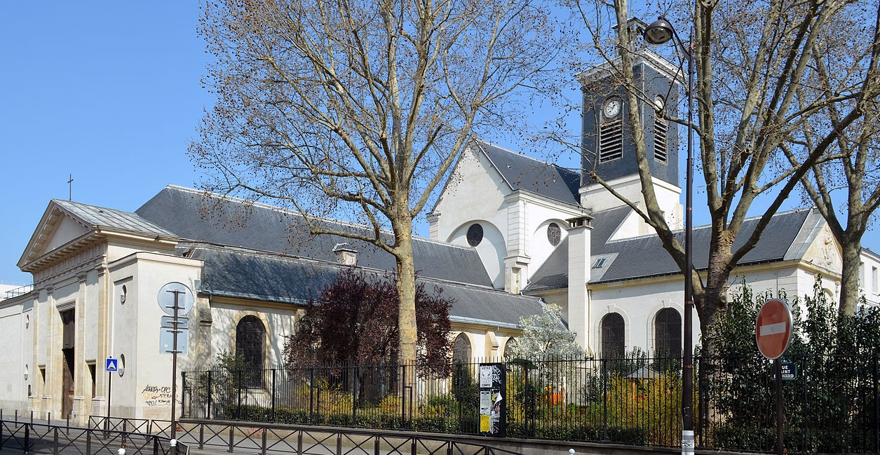 Sainte Marguerite, recrutement de l'organiste du Grand Orgue et de l'Orgue de chœur