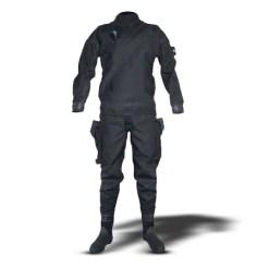חליפה יבשה enduro