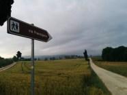 Cammino della Magna Via Francigena in Sicilia