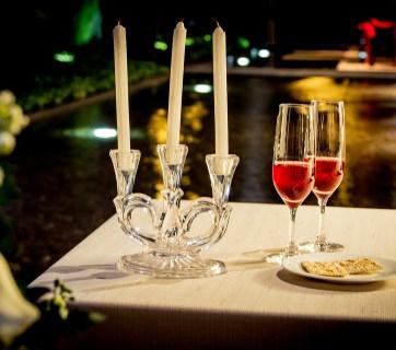 ristorante romantico