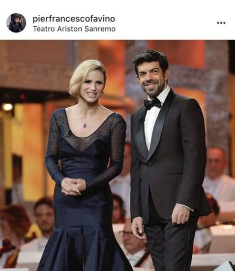 Outfit di Sanremo 2018
