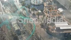 Aerial View, Airfield, Amusement Park, Architecture, Building, City, Coaster, Convention Center, Hangar, Hill, Housing, Human, Indoors, Intersection, Lobby, Nature, Outdoors, Palm Tree, Pedestrian, Road, Rural, Sunlight, Theme Park, Town, Tree, Urban, Yard