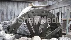 Animal, Arch, Arched, Architecture, Bridge, Building, Countryside, Fence, House, Housing, Ice, Machine, Nature, Outdoors, Porch, Rock, Rubble, Rural, Shelter, Slate, Spoke, Tire, Wheel, Wood, Yard, Zoo