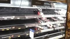 coronavirus, Grocery Store, Market, Shelf, Supermarket
