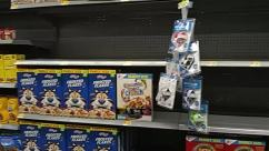 Supermarket,Shop,Shelf,Grocery Store,Food,empty shelves