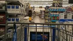 Aisle, Book, Building, Grocery Store, Human, Indoors, isle, Market, Room, Shelf, Shop, Shopping Cart, Supermarket, walmart