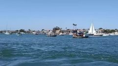 Vehicle, Transportation, Watercraft, Vessel, Water, Boat, Waterfront, Human, Person, Harbor, Port, Dock, Pier, Sailboat, Outdoors