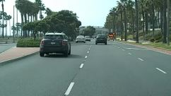 Road, Car, Vehicle, Automobile, Transportation, Urban, Town, Building, City, Street, Freeway, Highway, Asphalt, Tarmac, Plant