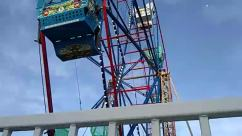 Ferris Wheel, balboa fun zone