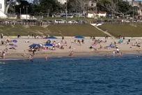 Water, Shoreline, Ocean, Sea, Swimming, Coast, Hotel, Vacation, Beach, People, Waterfront, Resort