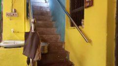 Banister, Handrail, Staircase, Interior Design, Wood, Bag, Accessories, Handbag, Accessory, Railing, Sleeve, Fashion, Food, Plywood, Cake