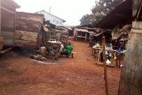 Urban, Building, Slum, Countryside, Rural, Shelter, Neighborhood, Wood, People, Housing, City, Town