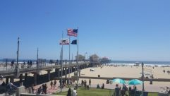 Flag, Symbol, Waterfront, Water, Bike, Vehicle, Bicycle, Tent, Port, Dock, Pier, Building, City, Town, Wheel