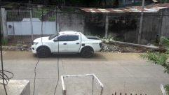 Zoo, Automobile, Car, Vehicle, Gate, Wheel, Fence, Tire, Car Wheel, Spoke, Sports Car, Plant, Yard, Road, Tree