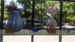 Potted Plant, Jar, Plant, Pottery, Vase, Automobile, Vehicle, Car, Sphere, Planter, Aluminium, Building, Astronomy, Planetarium, Tree