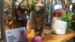 Jar, Vase, Pottery, Plant, Wood, Potted Plant, Plywood, Restaurant, Interior Design, Workshop, Shop, Cafe, Box, Furniture, Food
