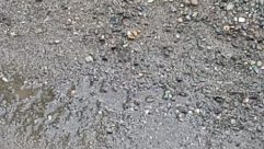 Gravel, Dirt Road, Road, Ground, Pebble, Concrete, Soil, Rock, Texture, Tar, Rug, Lens Cap