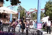 Amusement Park, Theme Park, Crowd, Bazaar, Market, People, Coaster, Roller Coaster, Festival, social distancing