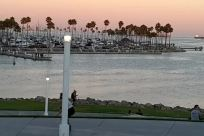 Bicycle, Vehicle, Bike, Water, Waterfront, Port, Pier, Dock, Harbor, Wheel, Lamp Post, Building, Marina, Sport, Cyclist, Social distancing