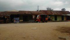 Building, Countryside, Shelter, Rural, Wood, Porch, Vehicle, Housing, Patio, Hut, Wheel, Pergola, Van, Truck, House
