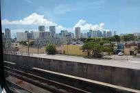 Railway, Rail, Train Track, Building, Town, City, High Rise, Terminal, Train, Train Station, Vehicle, Downtown, Metropolis, Hot Tub, Tub