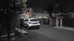 Automobile, Car, Vehicle, Wheel, Road, Parking, Parking Lot, Building, City, Town, Street, Plant, Tree, Sedan, Path